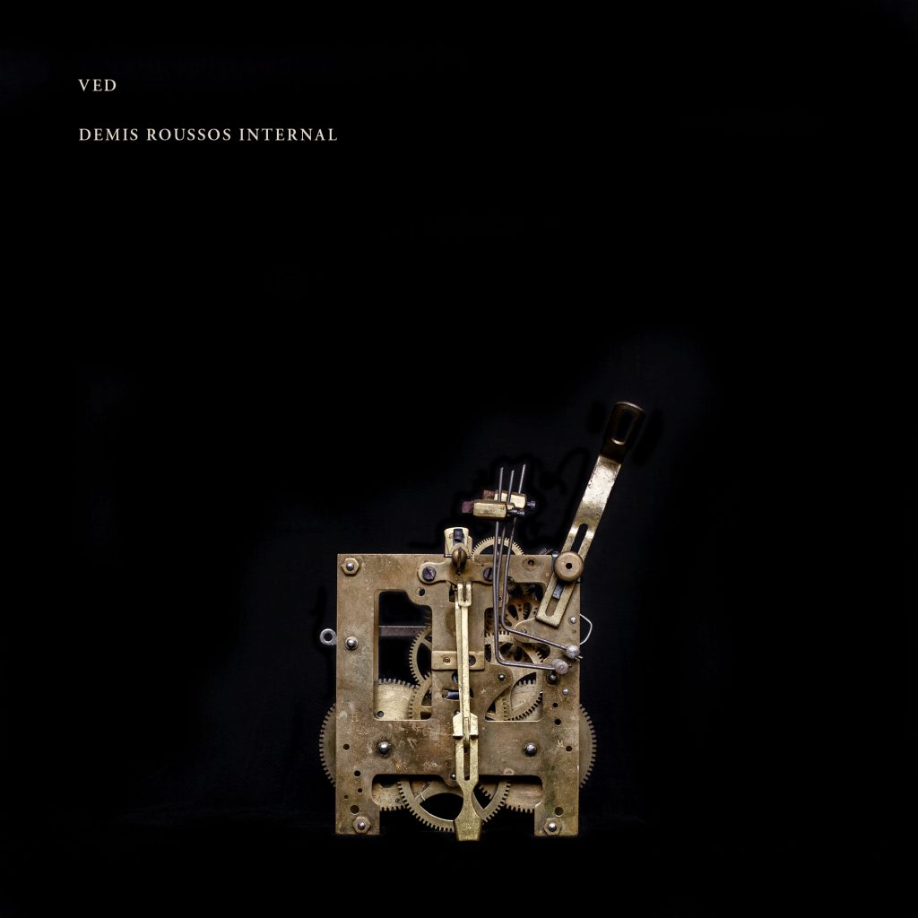 Skivomslag VED - Demi Roussos Internal