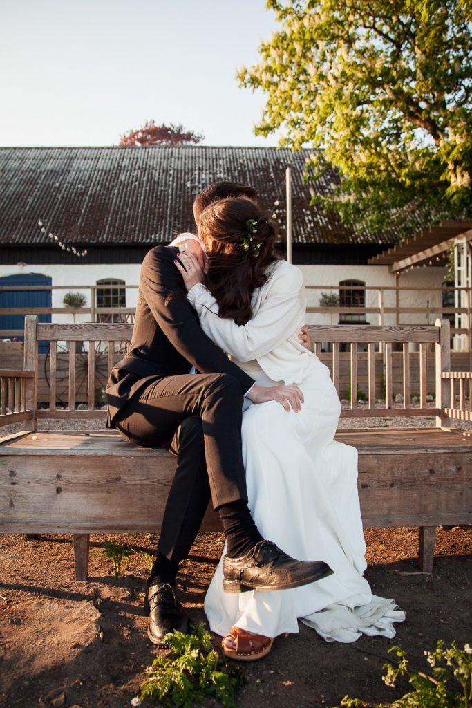 J & H bröllop