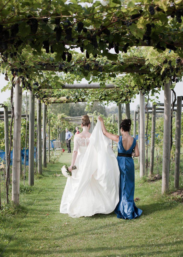 Bröllopsfotograf Hedda Rabe fotograferar bröllop