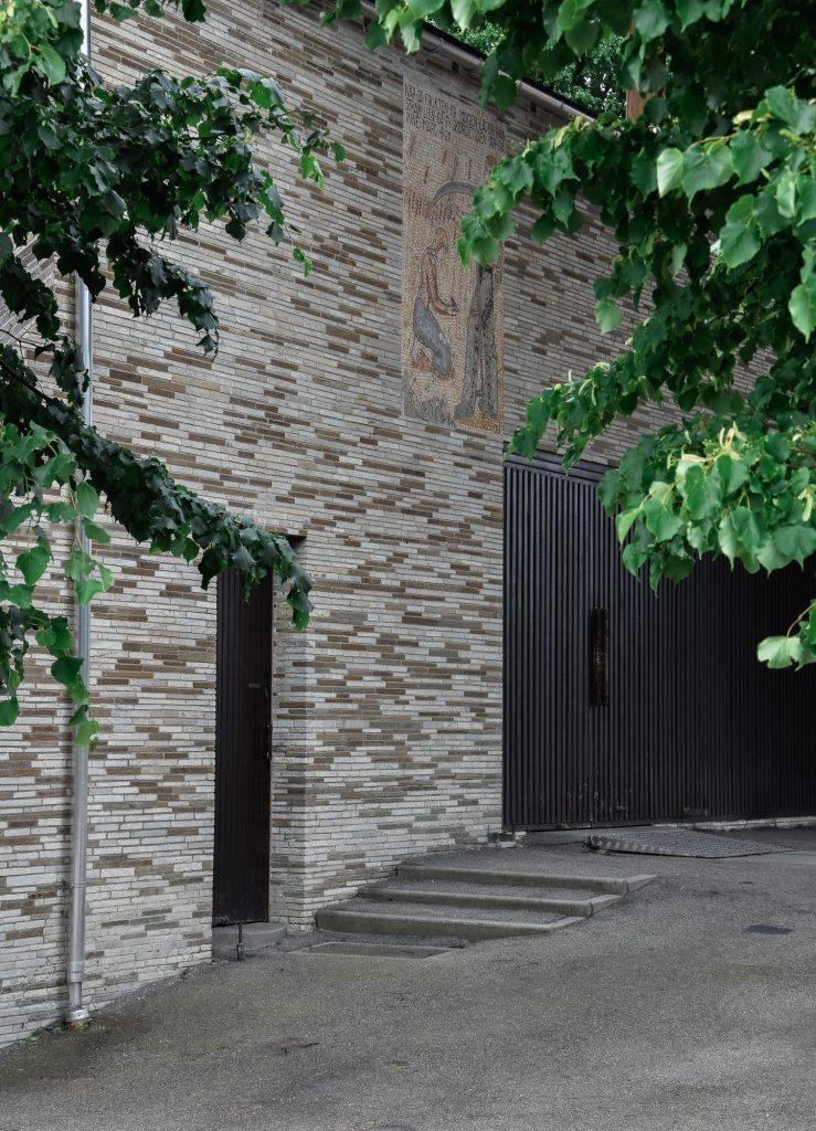 Östra Kyrkogården i Malmö, S:ta Gertrud Kapell